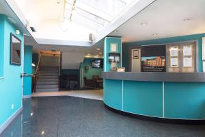 The lobby or reception area at Derby Station Hotel, Sure Hotel Collection by Best Western