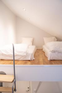 Letto o letti in una camera di Landvetter Parkering