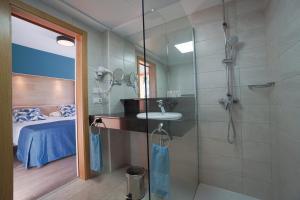 A bathroom at Playitas Hotel - Sports Resort