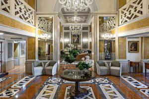 Lobby/Rezeption in der Unterkunft Baglioni Hotel Luna - The Leading Hotels of the World