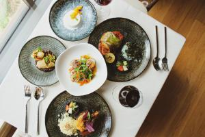 Lunch and/or dinner options available to guests at The Chow Kit - an Ormond Hotel