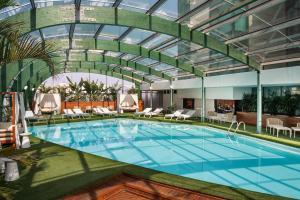 Piscine de l'établissement Arrecife Gran Hotel & Spa ou située à proximité