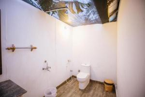 A bathroom at The Village Agonda