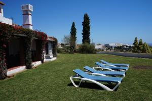 En trädgård utanför La Imaroga