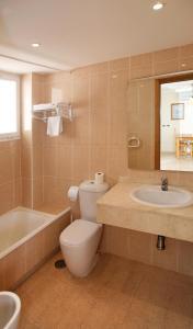 Bagno di Aparthotel Reco des Sol
