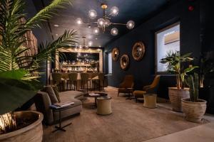 Loungen eller baren på Hotel Sant Jaume