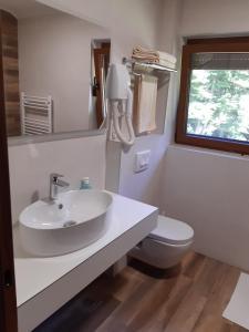 A bathroom at Guest House Plitvice Villa Verde