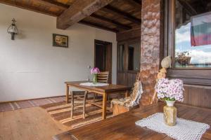 Кът за сядане в Македония Къща за Гости