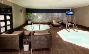The swimming pool at or near TI - Treasure Island Hotel & Casino