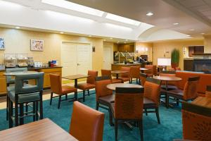 A restaurant or other place to eat at Residence Inn Philadelphia/Montgomeryville