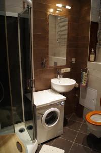 Ванная комната в Мини-отель Аристократ