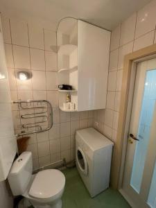 Ванная комната в Apartment on Lenina 37