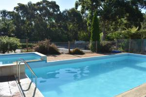 The swimming pool at or near Sanctuary House Resort Motel