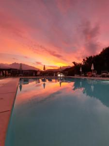 The swimming pool at or close to Bellavista Relax Hotel