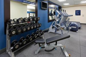 Palestra o centro fitness di Hampton Inn Manhattan-Times Square North