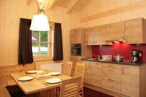 مطبخ أو مطبخ صغير في فيغيندوف أوبيهايت