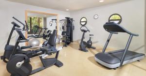 Salle ou équipements de sports de l'établissement Hotel Las Madrigueras Golf Resort & Spa - Adults Only