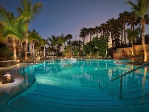 Piscine de l'établissement Hotel Las Madrigueras Golf Resort & Spa - Adults Only ou située à proximité