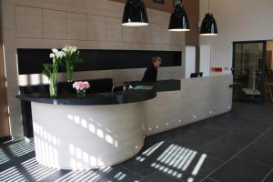 Lobby/Rezeption in der Unterkunft Loire & Sens