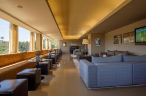 O lounge ou bar de Hotel Fundador