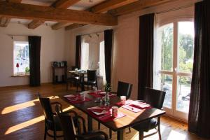 A restaurant or other place to eat at Der Speicher