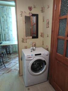 Ванная комната в Апартаменты на Ленина 5 А