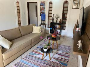 Casa de Bragança休息區