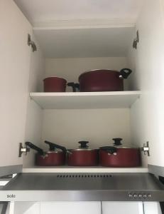 A kitchen or kitchenette at Excelente Dpto en Surquillo a tu disposición!!!