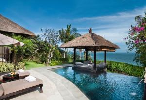 The swimming pool at or near AYANA Resort and Spa, BALI