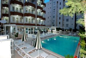 The swimming pool at or close to Lara Diamond Hotel