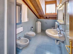 Un baño de Hotel Piccolo Pocol