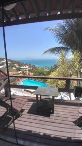 The swimming pool at or near Pousada Vila do Sol