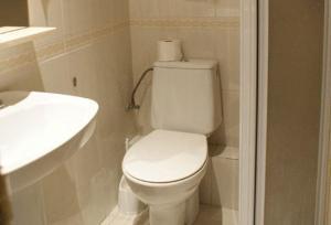 Ванная комната в Hotel Sant Jordi