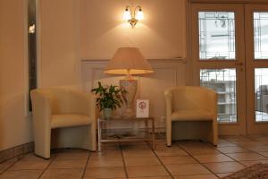 Гостиная зона в Messehotel Medici