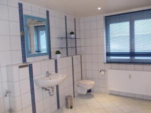Ein Badezimmer in der Unterkunft Ferienwohnung Knobloch