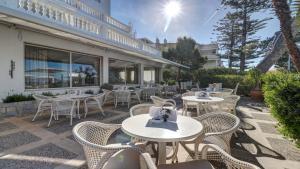 En restaurang eller annat matställe på Hotel Illa d'Or & Club Apts 4* Sup