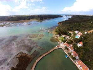 A bird's-eye view of Moinho Da Asneira