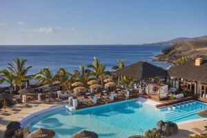 The swimming pool at or near Secrets Lanzarote Resort & Spa - Adults Only (+18)
