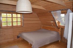 Кровать или кровати в номере Kashalilamba Guest House