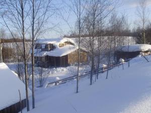 Kashalilamba Guest House зимой