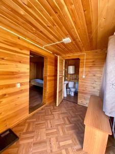 Гостиная зона в Гостевой Дом Отдых на Байкале