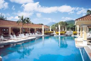 The swimming pool at or near Grand Coloane Resort