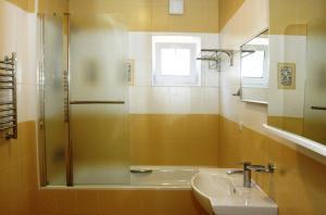 Ванная комната в Мотель A-108