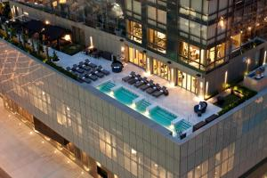 The swimming pool at or close to The Dominick Hotel