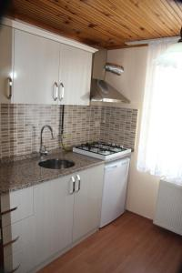مطبخ أو مطبخ صغير في شقق جولر