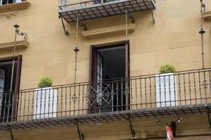 A balcony or terrace at Loaldia