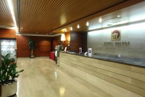 Лобби или стойка регистрации в Tulip Inn Andorra Delfos