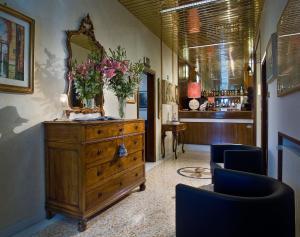 Hall o reception di Hotel Autostrada