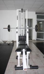 The fitness center and/or fitness facilities at Sirena Hotel