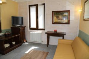 TV o dispositivi per l'intrattenimento presso Borgo Tiedoli